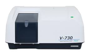 UV-VISIBLE-SPECTROPHOTOMETER